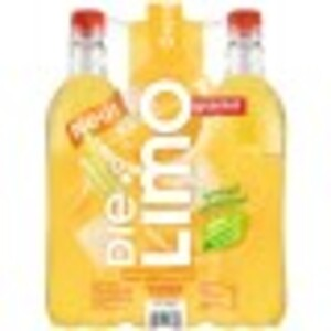 Granini Die Limo Orange+Lemongras 6x 1 ltr PET