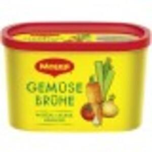 Maggi Gemüse Brühe ergibt 18 ltr