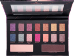 essence cosmetics Lidschattenpalette epic sunset eyeshadow palette