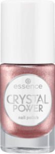 essence cosmetics Nagellack crystal power nail polish be strong 02