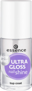 essence cosmetics Nagelpflege ultra gloss nail shine