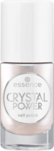 essence cosmetics Nagellack crystal power nail polish be brilliant 01