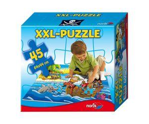 Bodenpuzzle Piraten 45 Teile Noris