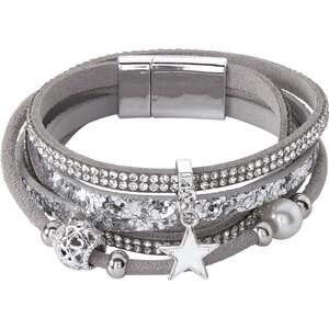 Damen Wickelarmband mit Magnetverschluss