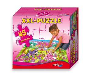 Bodenpuzzle Prinzessin 45 Teile Noris
