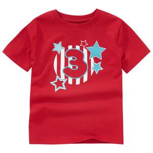 Kinder T-Shirt mit Geburtstagszahl
