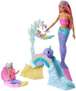 Barbie Dreamtopia Meerjungfrauenspielplatz