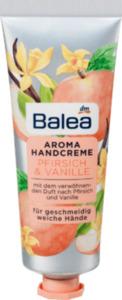 Balea Handcreme Aroma Pfirsich & Vanille