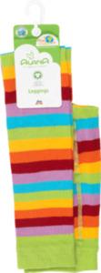 ALANA Kinder Leggings, Gr. 74/80, in Bio-Baumwolle und Elasthan, bunt, Regenbogen