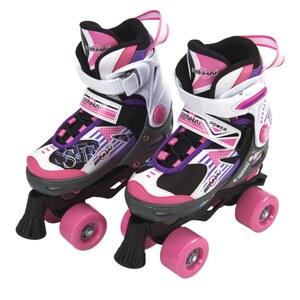 Roller Skates Gr. 33-36, pink-lila
