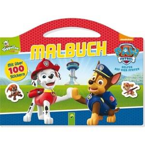 Paw Patrol - Malbuch
