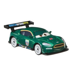 Disney Cars - Die-Cast Fahrzeug, Nigel Gearsley