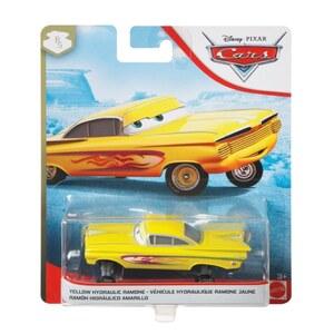 Disney Cars - Die-Cast Fahrezug, Yellow Hydraulic Ramone