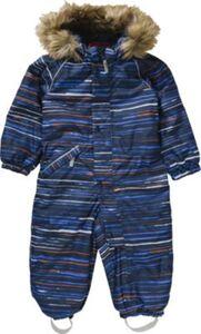 Baby Schneeanzug LAPPI dunkelblau Gr. 80