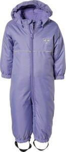 Baby Schneeanzug SNOOPY  lila Gr. 98 Mädchen Kleinkinder
