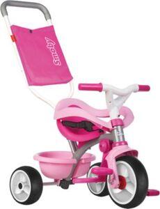Dreirad Be Move Komfort, rosa