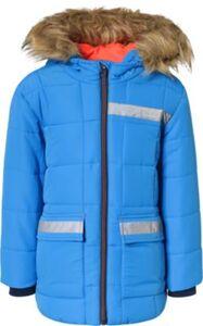 Winterjacke  hellblau Gr. 128/134 Jungen Kinder