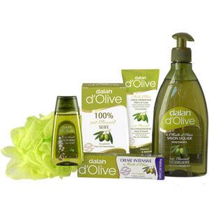 Dalan d´Olive D'Olive, Körperpflegeset