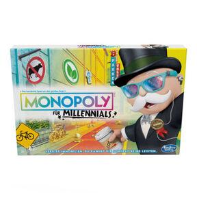Hasbro Monopoly Millennials