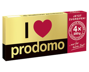 Dallmayr prodomo I love prodomo – Sonderedition