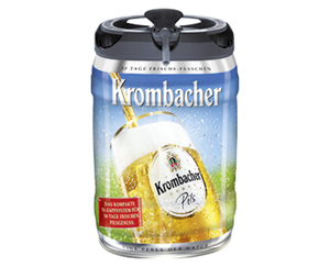 KROMBACHER 5-l-Frische-Fass