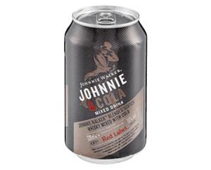 Johnnie Walker™ Johnnie & Cola