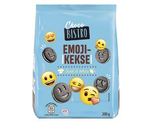 Choco BISTRO Emoji-Kekse