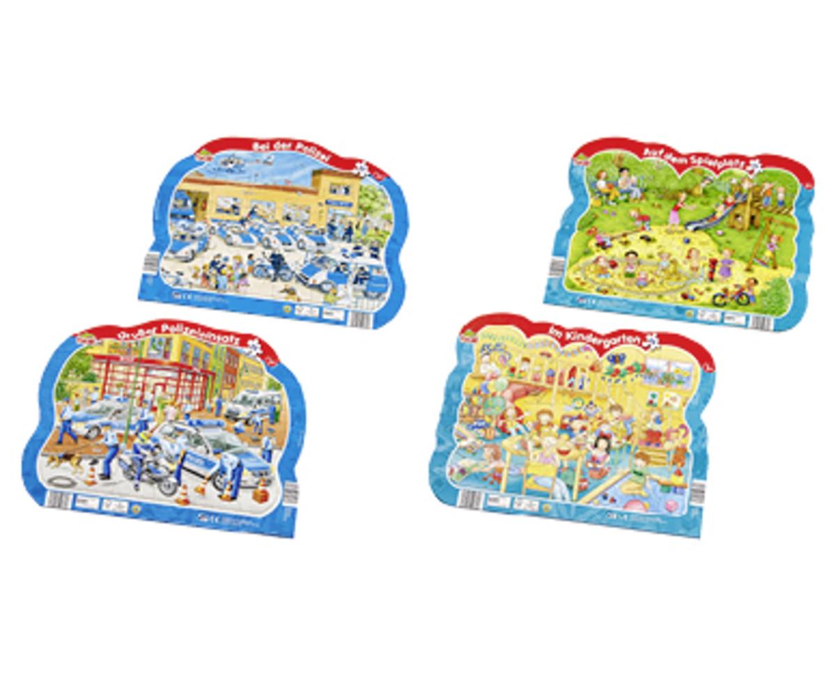 Bild 3 von Playland Rahmen-Puzzle Doppelpack