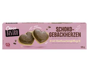 Choco BISTRO Schoko-Gebäckherzen