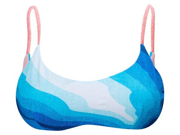 Billabong Bikinioberteil »L3ST07BIF8«, Schleifenschnürung im Rücken, feste Schulterträger