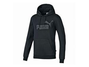 Puma Hoodie Herren, Pullover, gefütterte Kapuze, mit Kängurutasche, PUMA No.1 Logo