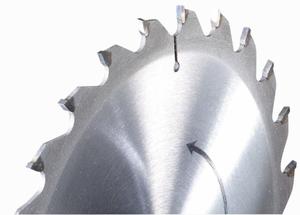 Hartmetall Kreissägeblätter - in verschiedenen Abmessungen Wolfcraft