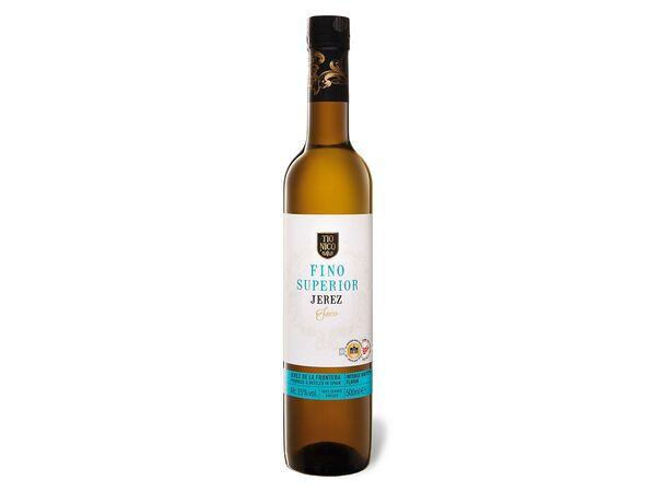 Fino Superior Jerez 15 % Vol