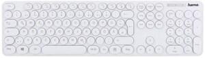 KC-500 Tastatur (kabelgebunden) weiss