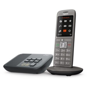 Gigaset Festnetztelefon CL600A ,  mit Anrufbeantworter, 1 Handteil