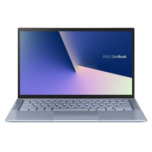 "ASUS ZenBook 14 UM431DA-AM011 / 14"" Full HD / AMD Ryzen 5 3500U / 8GB RAM / 512GB SSD / ohne Windows / Silber"