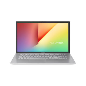 "ASUS VivoBook 17 D712DA-BX161 / 17,3"" HD+ / AMD Ryzen 3 3200U / 8GB RAM / 256GB SSD / ohne Windows / Silber"