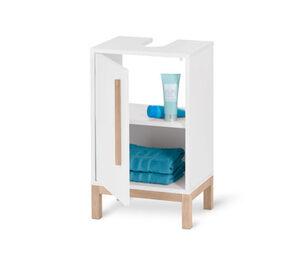 Kleiner Waschbeckenunterschank