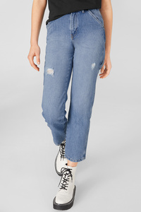 THE RELAXED JEANS