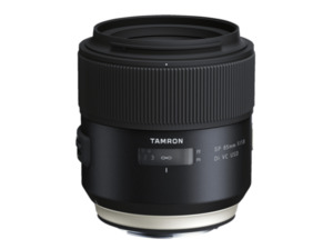 TAMRON  F016 SP 85mm F/1.8 Di USD