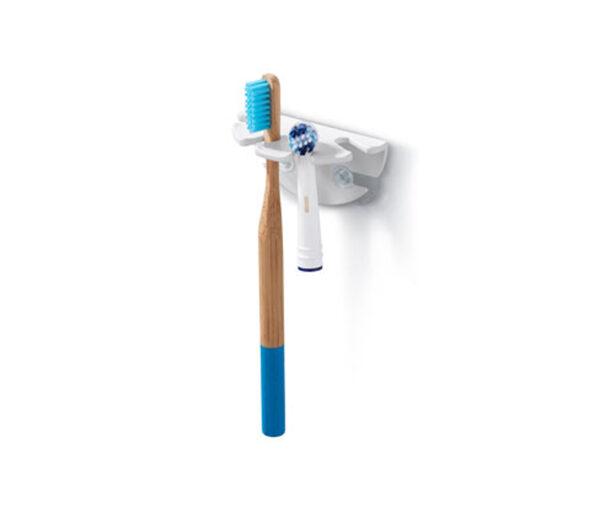 Saugnapf Zahnbürstenhalter von Tchibo für 4 86 € ansehen