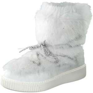 Marc Cain Winter Boots Damen weiß