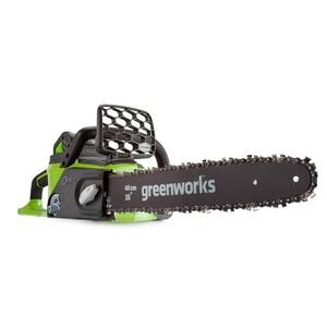 """Greenworks Akku-Kettensäge 40 V """"ohne Akku und Ladegerät, 40 cm Schwertlänge"""""""