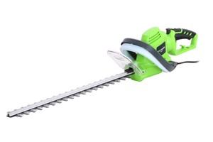 """Greenworks Elektro-Heckenschere 500 W """"56 cm Schnittlänge, Schnittstärke: 20 mm"""""""