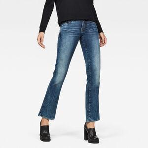 Midge Skinny Bootcut Jeans