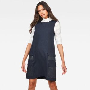 Blake Multi Pocket Kleid