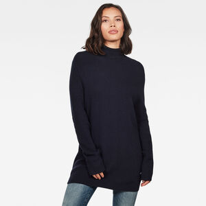 City Armour Turtle Knitted Pullover