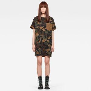Moxel Pocket Kleid