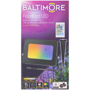 Baltimore LED-Scheinwerfer