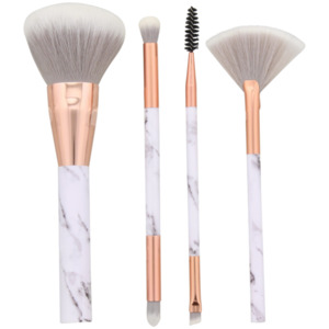 Marble Make-up-Pinselset